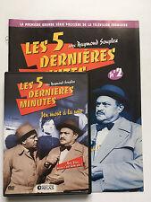 LES 5 DERNIERES MINUTES .. DVD N°2 + FASCICULE ... RAYMOND SOUPLEX