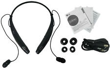 LG Tone Pro HBS 770 Bluetooth Wireless Stereo Headset Magnetic Earbuds - Black