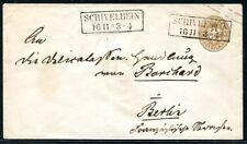 PREUSSEN 1861 ca GAU SCHIEVELBEIN SCHÖN (J4499