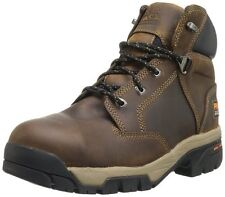 """Timberland Mens 6"""" Helix Alloy Safety Toe Waterproof Boots TB089655214  SZ 11.5"""