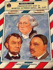 Teacher Created Resources, Thematic Unit Presidents Day & MLK Jr. Day (paperback
