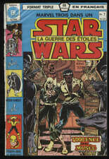 Star Wars #7 French Canadian B+W Good+ OW Pgs  Foreign