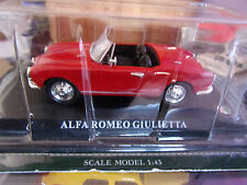 ALFA ROMEO GIULIETTA DEL PRADO 1/43 Neu Ss ovp