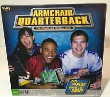 Armchair Quarterback -THE ULTIMATE LIVE FOOTBALL GAME-FUNDEX Sports Games - NEW