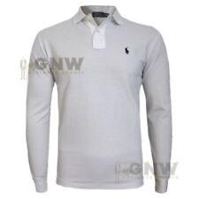 Camisas y polos de hombre blancas blancos Ralph Lauren