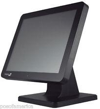 Logic Controls LE1015 Series Touchscreen POS Monitor Aldelo USB TRUE FLAT NEW
