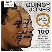 Jazz Import Box Set Music CDs
