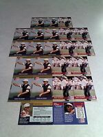 *****Mike Hulbert*****  Lot of 38 cards.....3 DIFFERENT / Golf