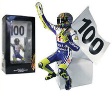 Minichamps Valentino Rossi Riding Figurine Assen MotoGP 2009 100 Wins 1/12 Scale