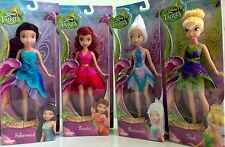 "Disney Fairies ""PIRATE FAIRIES"" Silvermist..Rosetta...Periwinkle...Tink...New"