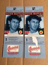 PETER MAFFAY - EINTRITTSKARTEN / TICKETS - BAD SEGEBERG - 22.05.1992