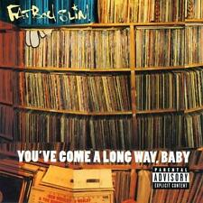 FATBOY SLIM - You've Come A Long Way, Baby [PA](CD 1999) EXC