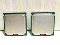 2PCS Intel Xeon X5482 (SLBBG) 3.2GHz / 12M / Quad / 1600 Desktop Processor