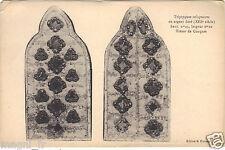 12 - cpa - Trésor de CONQUES - Triptyques reliquaires en argent doré
