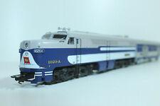 """Märklin 26490 Reisezug """"Blue Bird"""" der US-Bahngesellschaft WABASH - mit OVP"""