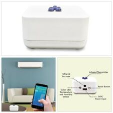 Cuby Smart Mini Split AC WiFi Programmable Air Conditioner Control Thermostat