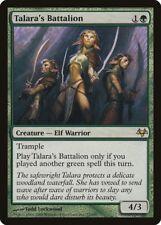 Talara's Battalion Eventide HEAVILY PLD Green Rare MAGIC GATHERING CARD ABUGames