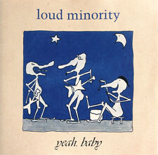 Loud Minority ‎– Yeah, Baby CD, EP