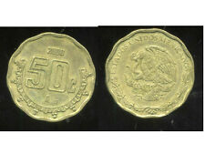 MEXIQUE  50 centavos  2000  ( bis )