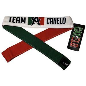 Official Saul Canelo Alvarez Cloth Head band