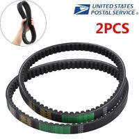 2X Drive Belt Clutch Belt For Hammerhead 80T & TrailMaster Mid XRX Go-Karts USA