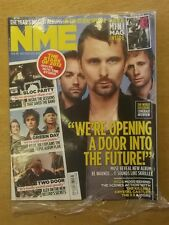 NME JULY 28 2012 BLOC PARTY GREEN DAY TWO DOOR CINEMA CLUB MUSE KILLERS THE XX