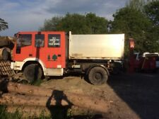 Iveco euro cargo 4x4 tree surgery tipper with tp200 chipper