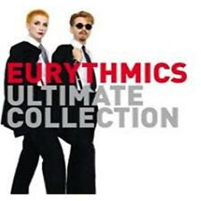 EURYTHMICS ULTIMATE COLLECTION REMASTERED CD NEW
