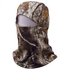 NEW ONYX X-SYSTEM FLEECE BALACLAVA,REALTREE AP CAMO HUNTING HOOD/FACEMASK,ADULT