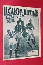 Rivista Sportiva IL CALCIO e il CICLISMO ILLUSTRATO Anno 1951 N°10 VIOLA NORDHAL