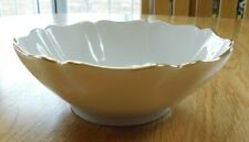 "Lenox Usa Special Scalloped Gold Edge 5.75"" Decorative Bowl~Candy/Nuts"