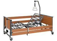 Ecofit Pflegebett Krankenbett Seniorenbett Krankenhausbett Orthopädisches Bett