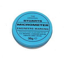 RDGTOOLS TIN STUARTS MICROMETER ENGINEERS MARKING BLUE TIN ENGINEERING TOOLS