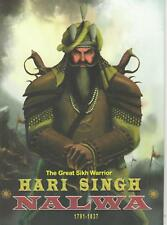 Sikh Kids Comic Hari Singh Nalwa based on Sakhis by Mukesh Kundra in English