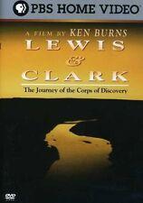 Film by Ken Burns - Lewis & Clark: The Journey of th DVD Region 1