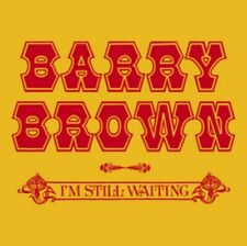 BARRY BROWN: IM Still Waiting CD *NEW*