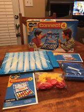 Hasbro u-build CONNECT 4 Strategy Game 6+ yr 2 Players Milton Bradley (SL)