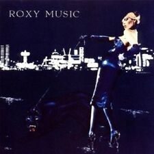 "ROXY MUSIC ""FOR YOUR PLEASURE (REMASTERED)"" CD NEW"