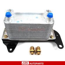 Transmission Oil Cooler w/ Bracket for 03-09 Dodge Ram 2500 3500 5.9L 68004317AA
