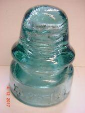 Vintage CD 162 Gayner No. 36-190 Glass Insulator Aqua