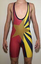 Team Arizona Wrestling Cliff Keen Singlet National Team AZ Suit high school teen