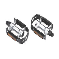 BBB BigFeet - Flat / Platform Mountain Bike Pedals BPD-16 - Black
