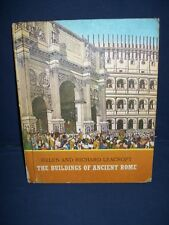 The Buildings of Ancient Rome Helen and Richard Leacroft Used Hardcover 1969