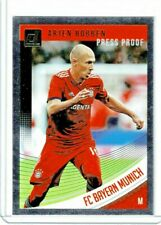 2019 Panini Donruss Soccer Arjen Robben (Bayern Munich) Press Proof Silver
