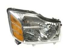 Passenger Right Headlight Assembly For Nissan Pathfinder Armada Titan Dorman