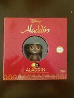 FUNKO  DISNEY 5 STAR: Aladdin~Alladin & ABU~ Vinyl Figure Set~New in box