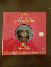 FUNKO  DISNEY 5 STAR: Aladdin~Alladin & ABU~ Vinyl Figure Set~New in box