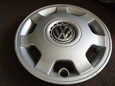 """1997-1999 Volkswagen Jetta/Golf 14"""" Hubcap OEM Hollander # 61527"""