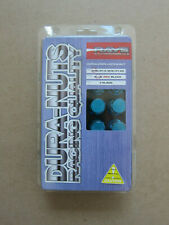 VOLK RACING / RAYS 50MM Extended Type Lug Nuts 12 X 1.50  ACORN Type Blue Color