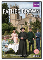 Father Brown: Series 2 DVD (2014) Mark Williams cert 12 3 discs ***NEW***